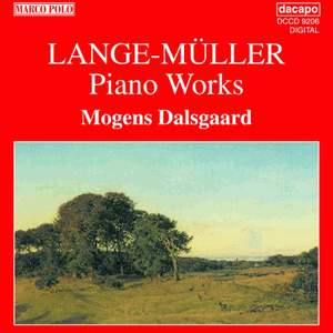 Peter Lange-Müller: Piano Works Product Image