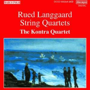 Rued Langgaard: String Quartets