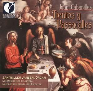 Juan Cabanilles: Tientos y Passacalles