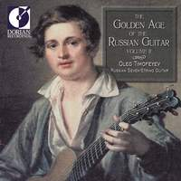The Golden Age of the Russian Guitar: Vol. II