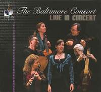 The Baltimore Consort Live In Concert