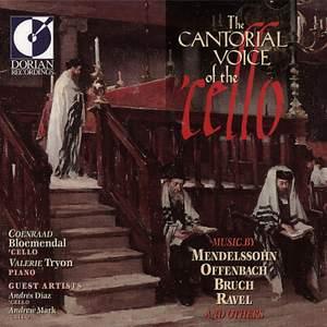 Cantoral Voice Of The 'Cello