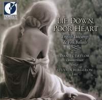Lie Down, Poor Heart