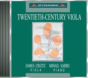 Twentieth-Century Viola