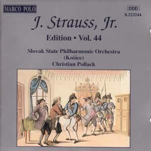 Johann Strauss II Edition, Volume 44