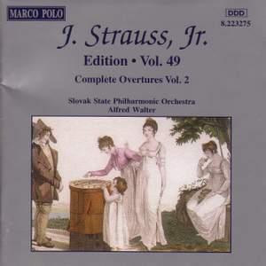 Johann Strauss II Edition, Volume 49