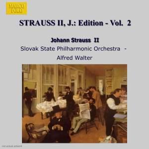 Johann Strauss II Edition, Volume 2 Product Image