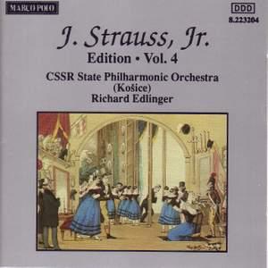 Johann Strauss II Edition, Volume 4