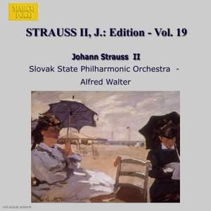 Johann Strauss II Edition, Volume 19