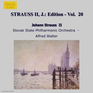 Johann Strauss II Edition, Volume 20