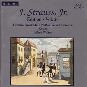 Johann Strauss II Edition, Volume 24