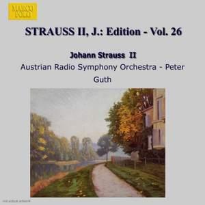 Johann Strauss II Edition, Volume 26