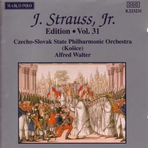 Johann Strauss II Edition, Volume 31