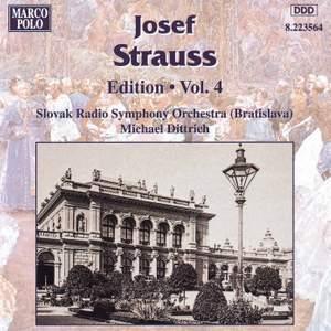 Josef Strauss Edition, Volume 4