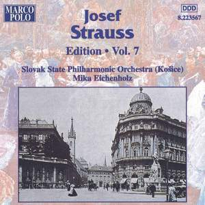 Josef Strauss Edition, Volume 7 Product Image