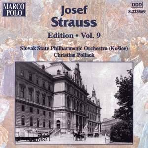 Josef Strauss Edition, Volume 9