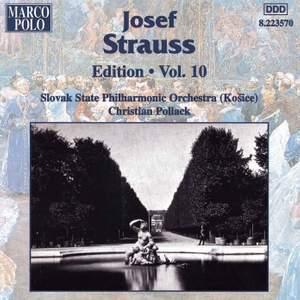 Josef Strauss Edition, Volume 10