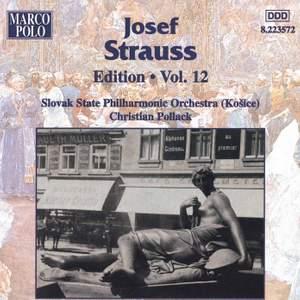Josef Strauss Edition, Volume 12