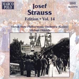 Josef Strauss Edition, Volume 14