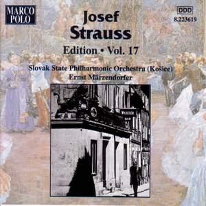 Josef Strauss Edition, Volume 17