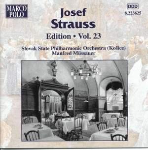 Josef Strauss Edition, Volume 23