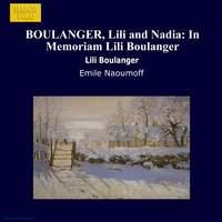 In Memoriam Lili Boulanger