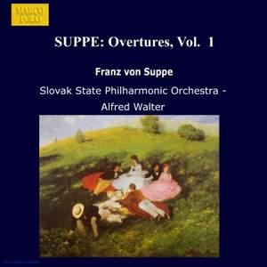 Franz von Suppé: Overtures, Vol. 1
