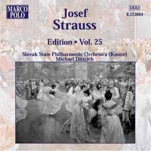 Josef Strauss Edition, Volume 25