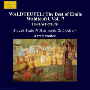 The Best of Emile Waldteufel, Volume 7 Product Image