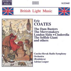 British Light Music - Eric Coates Product Image