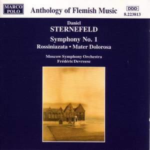 Daniel Sternefeld: Symphony No. 1