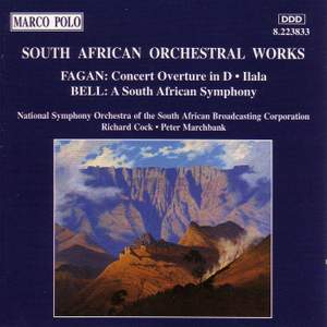 South African Orchestral Works Product Image