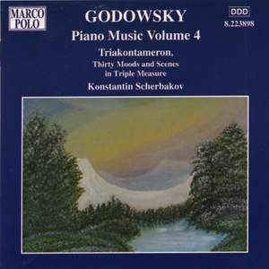 Godowsky - Piano Music Volume 4 Product Image