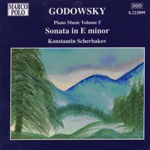 Godowsky - Piano Music Volume 5