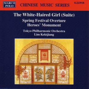 The White Haired Girl Suite