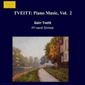 Geirr Tveitt: Piano Works, Vol. 2