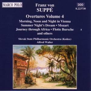 Franz von Suppé: Overtures, Vol. 4