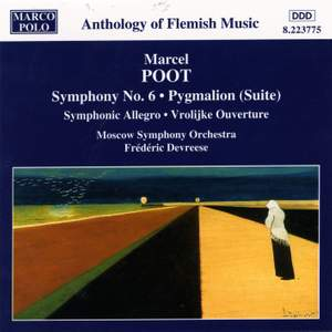 Marcel Poot: Orchestral Works