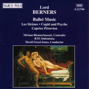 Lord Berners: Ballet Music Product Image