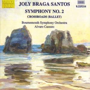 Joly Braga Santos: Symphony No. 2