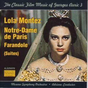 The Classic Film Music of Georges Auric Vol. 3 Product Image