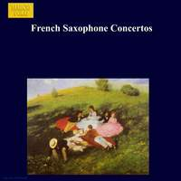 French Saxophone Concertos
