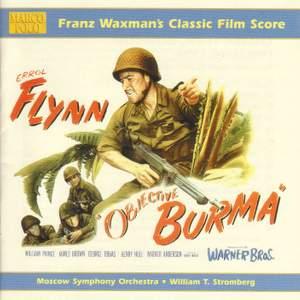 Waxman, F: Objective, Burma! Product Image