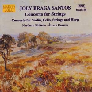 Joly Braga Santos: Concerto for Strings
