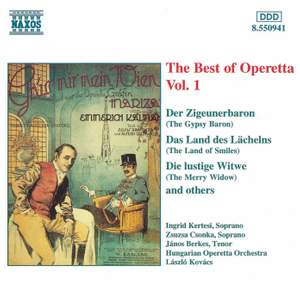 The Best of Operetta Vol. 1 Product Image