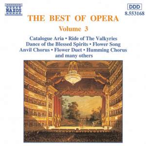 The Best Of Opera Vol 3