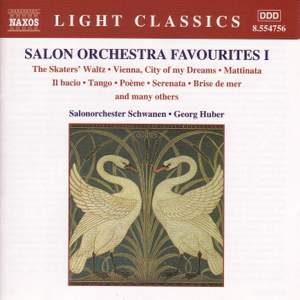 Salon Orchestra Favourites, Vol. 1