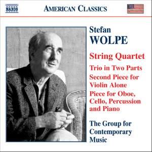 Stefan Wolpe: Quartets & Trios Product Image
