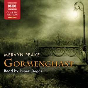 Mervyn Peake: Gormenghast (abridged) Product Image