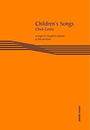 Chick Corea: Children's Songs
